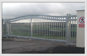 Hill Fabrication - Manufacturer and Installer of Cantilever Gates in Tipperary, Ireland