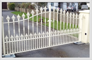 Hill Fabrication - Manufacturer and Installer of Domestic Gates and Railings in Tipperary, Ireland