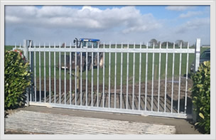 Hill Fabrication - Manufacturer and Installer of Sliding Gates in Tipperary, Ireland