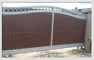 Hill Fabrication - Manufacturer and Installer of Timber Clad Gates in Tipperary, Ireland