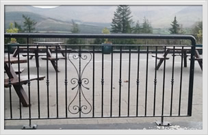 Hill Fabrication - Manufacturer and Installer of Pedestrian Gates in Tipperary, Ireland